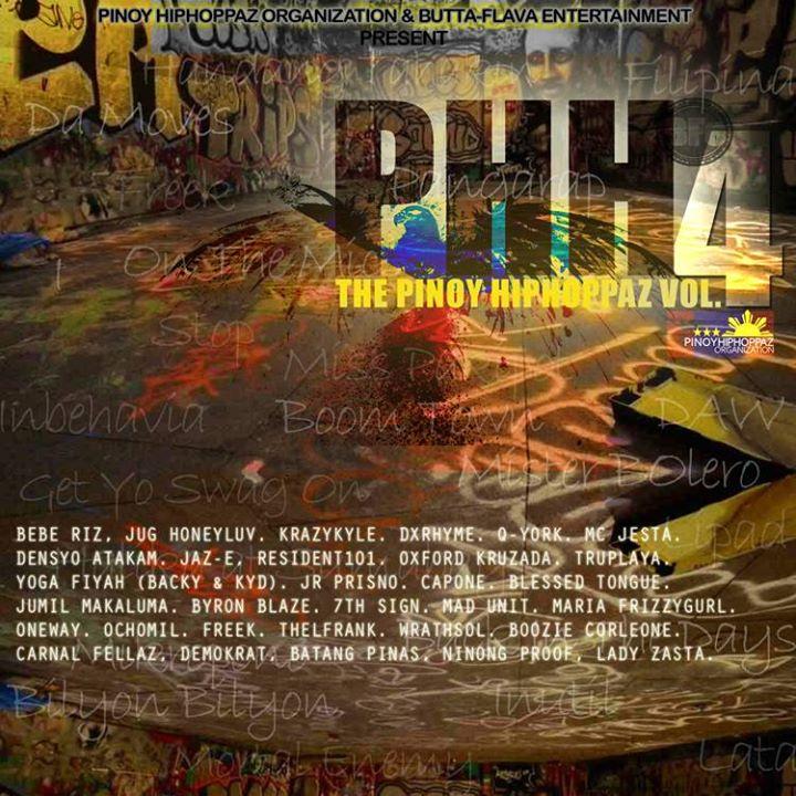 pinoy hiphoppaz vol 4