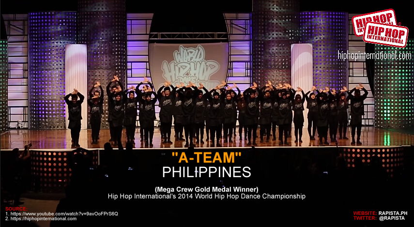 a-team philippines