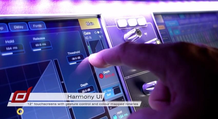 Allen & Heath - dLive DMS (Harmony UI)