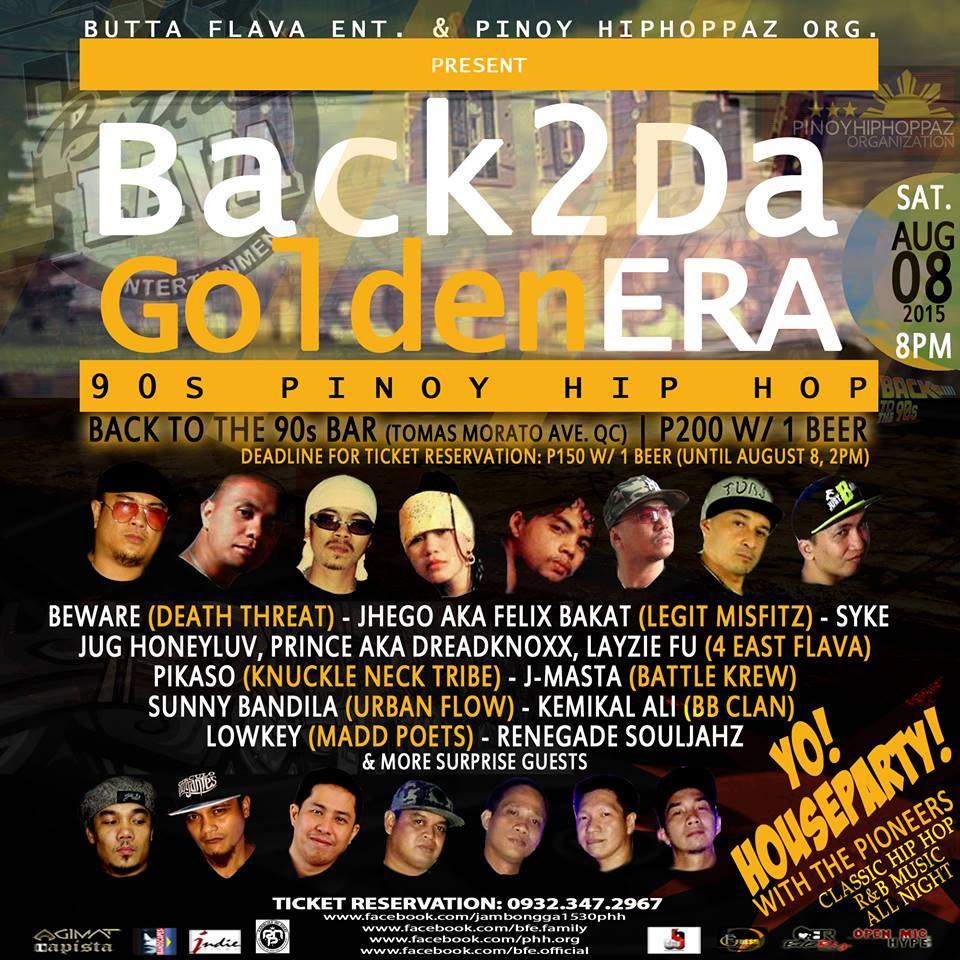 Back 2 Da Golden Era