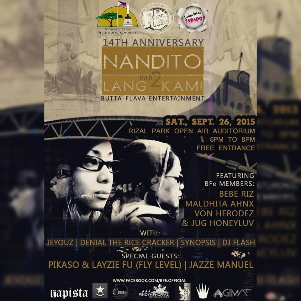 BFE Nandito Lang Kami Part 2