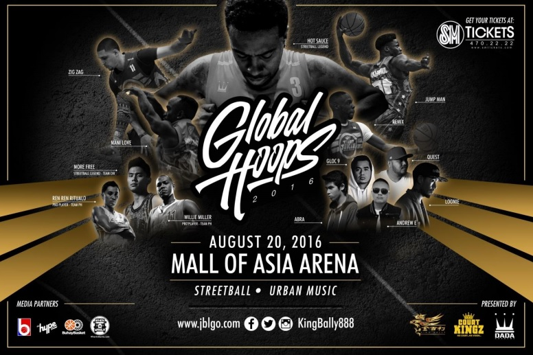 Global Hoops 2016 MOA