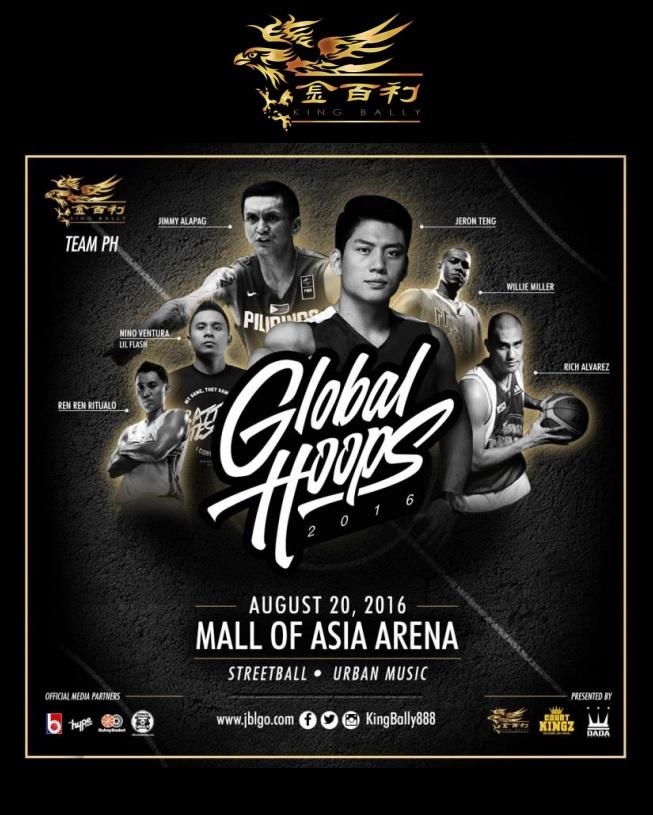 Global Hoops 2016