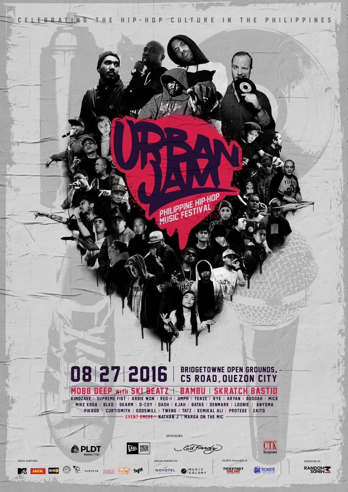 Urban Jam 2016